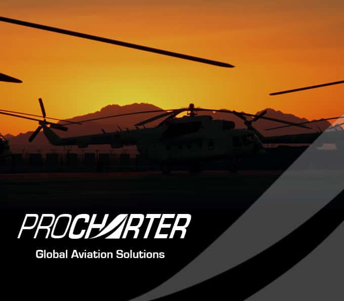 ProCharter Brochure Cover