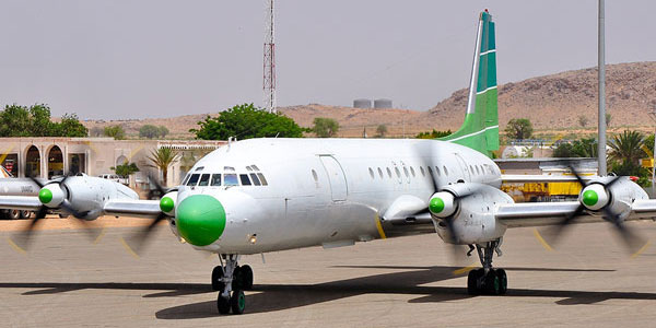 IL-18 Cargo Space Available UAE to Africa