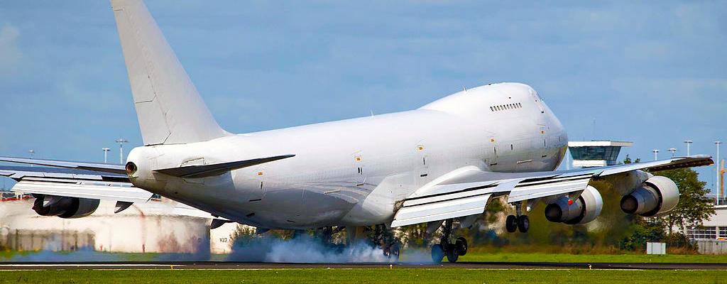 B747-400F Cargo - Ad Hoc Charter