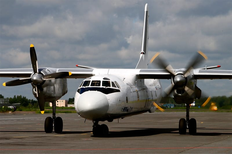 AN-26 Cargo for Charter