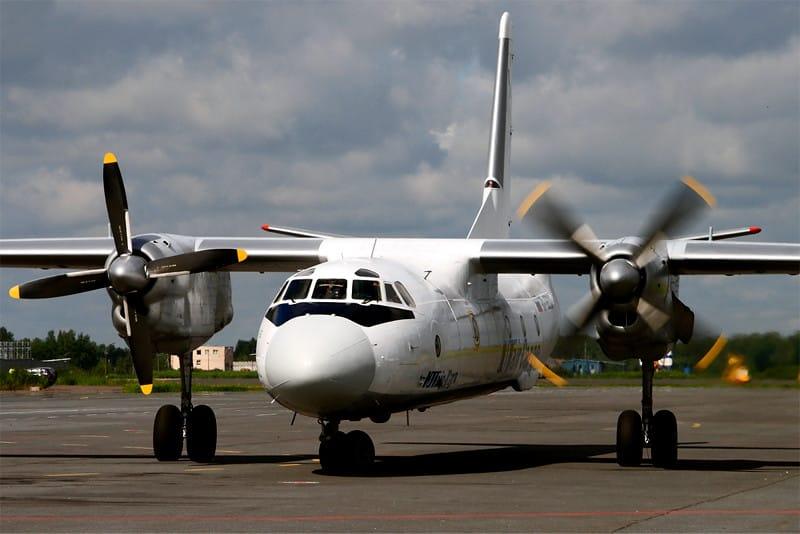 AN-26 Cargo for Charter