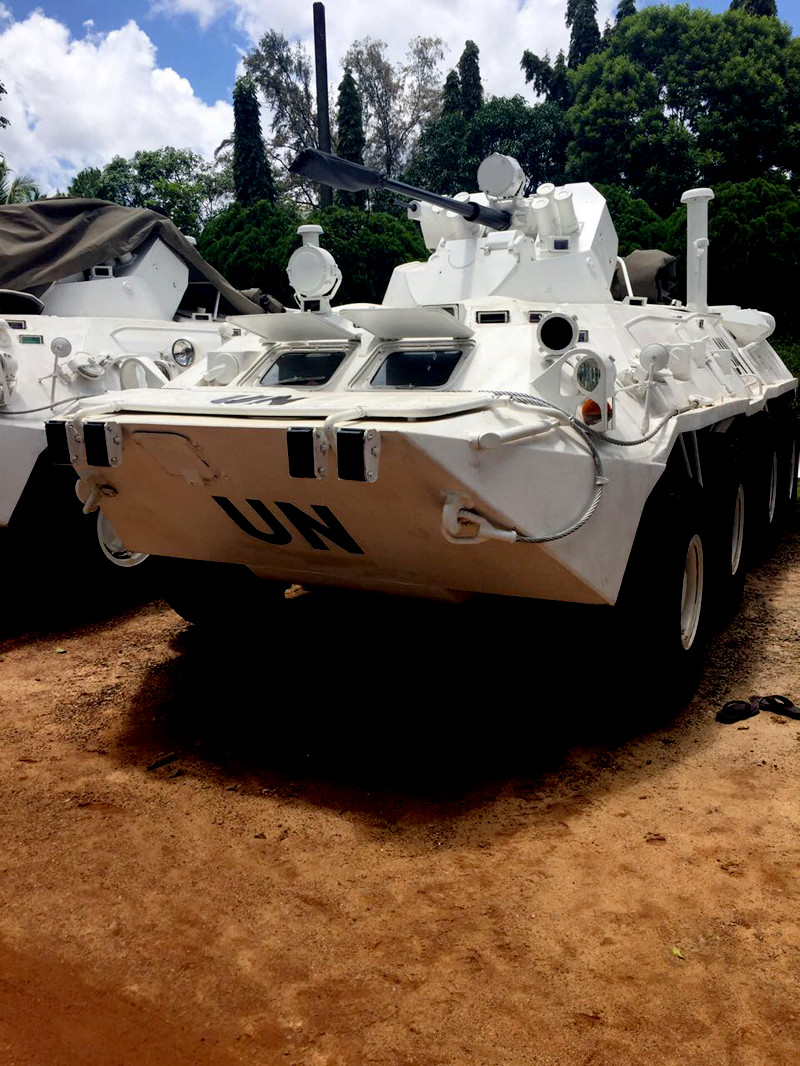 UN Peacekeepers (MINUSMA)