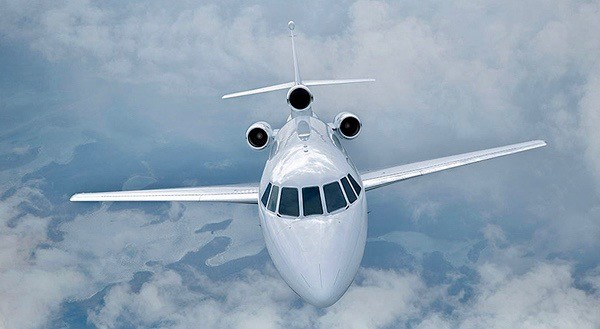 Charter Dassault Falcon 900