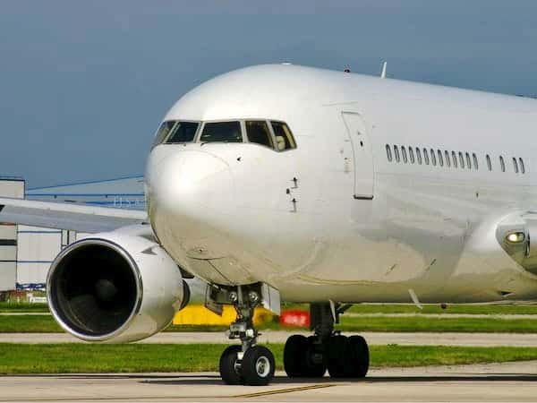 Charter Lease Boeing B767-200F
