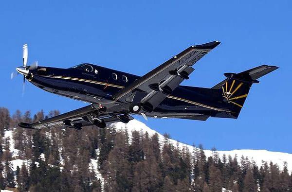 Charter Pilatus PC-12 NG
